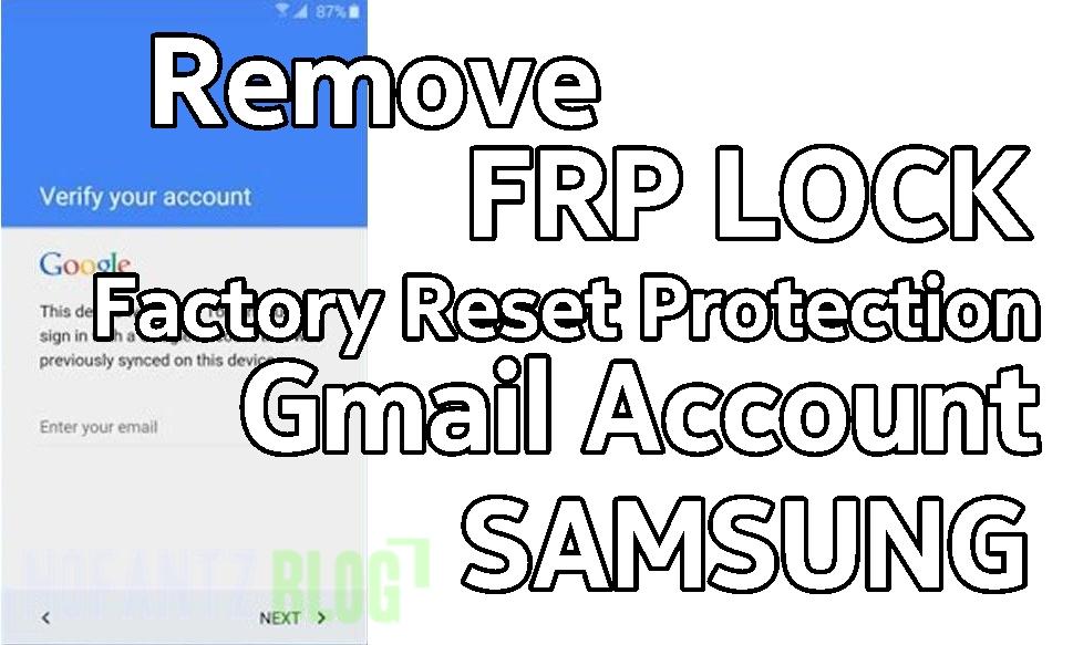 Tutorial Cara Remove FRP Samsung SM-J320G