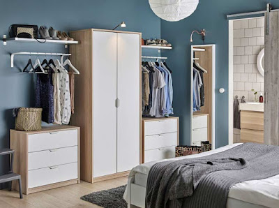 Ikea bedrooms 2019, IKEA bedroom furniture and colors 2019
