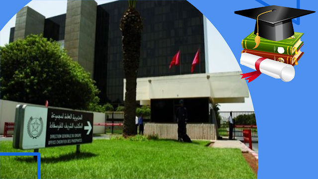 المكتب الشريف للفوسفاط يعلن عن انطلاق التسجيل للاستفادة من منحة للتلاميذ  قدرها 6000 درهم