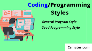 coding style in software engineering