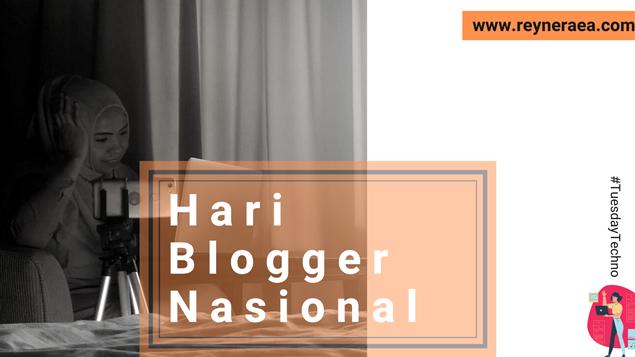 Selamat Hari Blogger Nasional yang ke 13