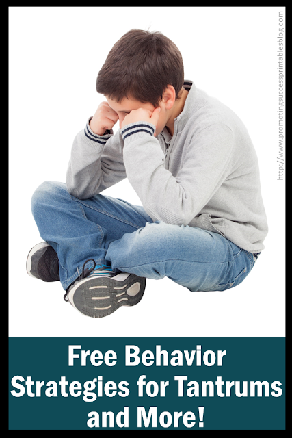 behavior management in the classroom for special education students
