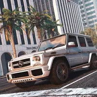 Driving Mercedes G65 SUV – City & Offroad Apk Download