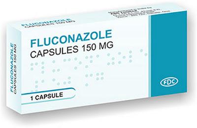 سعر ودواعى إستعمال فلوكونازول Fluconazole لعلاج فطريات الجلد والألتهابات المسالك البوليه