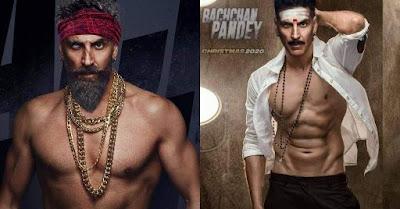 Akshay Kumar Bacchan Pandey film poster