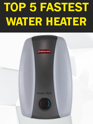 Top 5 Fastest Water heater under 3,000 Rupees
