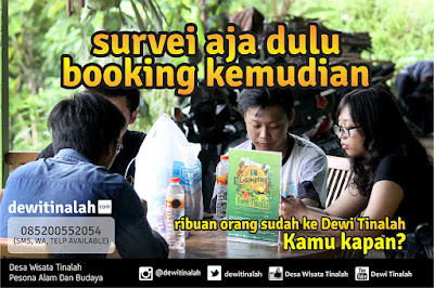 Desa Wisata Kulon Progo Permudah Wisatawan Akses Informasi Digital