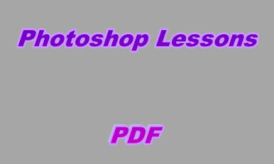 Photoshop Lessons PDF