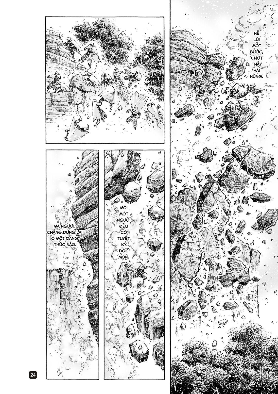 Hỏa phụng liêu nguyên Chương 525: Côn Bằng triển sí trang 24