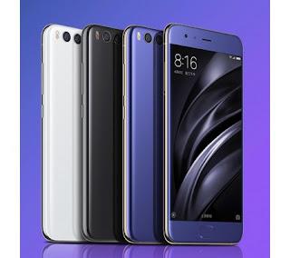 وصفات ومميزات هاتف شاومي مي Xiaomi Mi 6