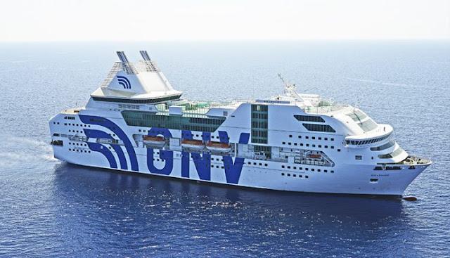 """لجنة تمنع سفينة إيطالية من دخول ميناء طنجة المتوسط بسبب فيروس """"كورونا"""" قراو التفاصيل⇓⇓⇓"""