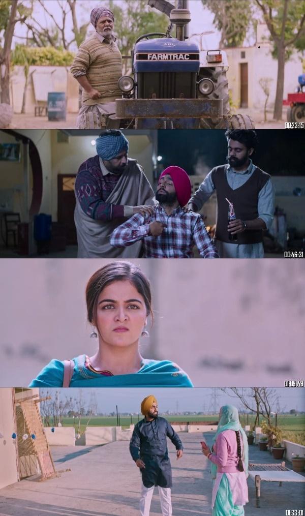 Nikka Zaildar 3 (2019) Punjabi 480p WEB-DL 300mb Desirehub