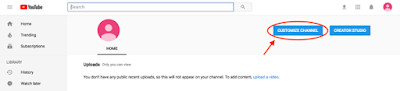 3. Smooth out your channel for discoverability.