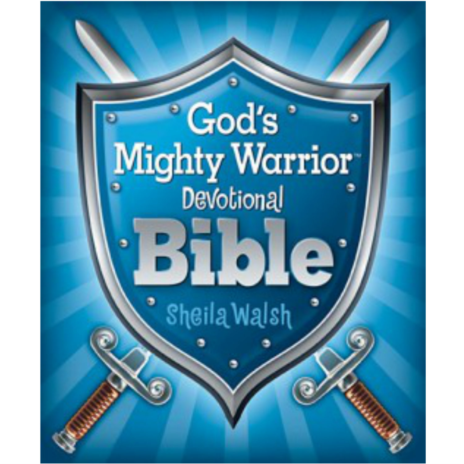 God's Mighty Warrior® Devotional Bible {Winner Announced}