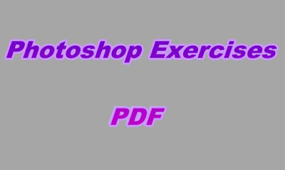 Photoshop Exercises PDF