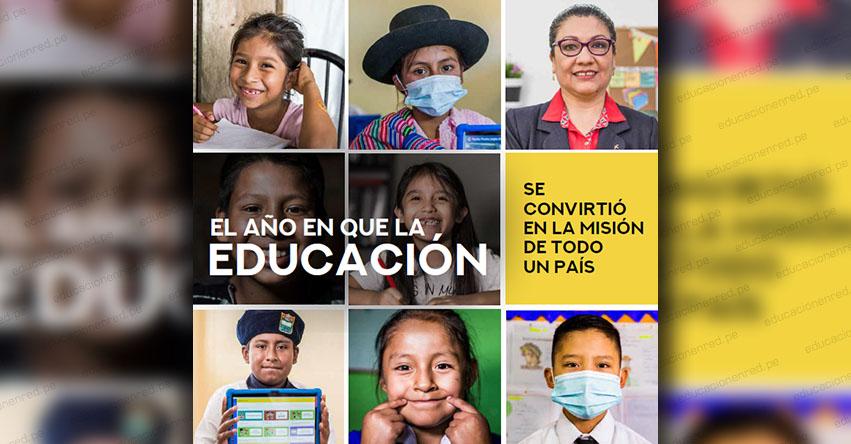 REPOSITORIO MINEDU: El año en que la educación se convirtió en la misión de todo un país [.PDF]