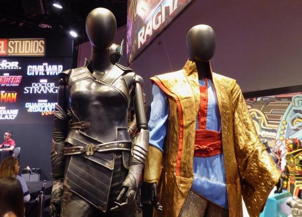 Valkyrie Grandmaster Thor Ragnarok costumes