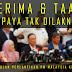 Perlantikan PM Ke-8, Terima & Taat Supaya Tak DiLaknat