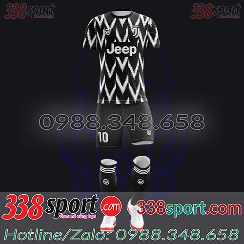 Áo Juventus Đặt May Theo Yêu Cầu - Mã JUVENTUS 01