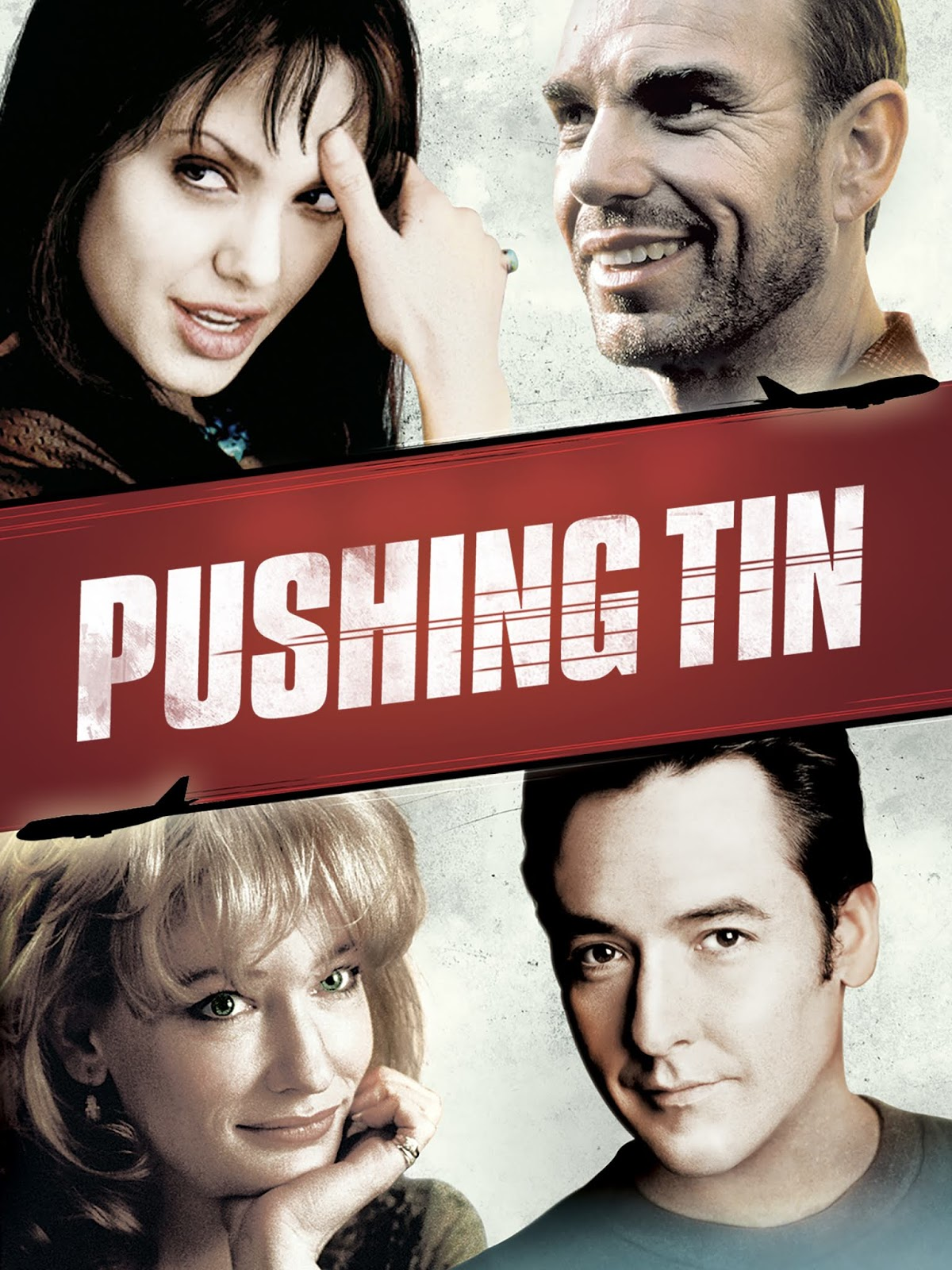Pushing Tin [1999] [DVDR] [NTSC] [Subtitulado]