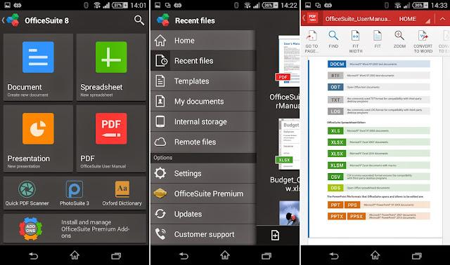OfficeSuite Pro 8 APK (Premium & Pro)