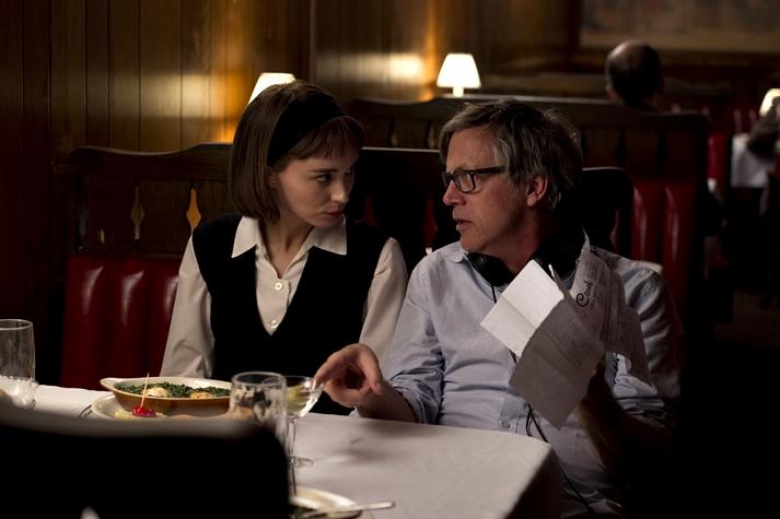 Todd Haynes en el rodaje de Carol