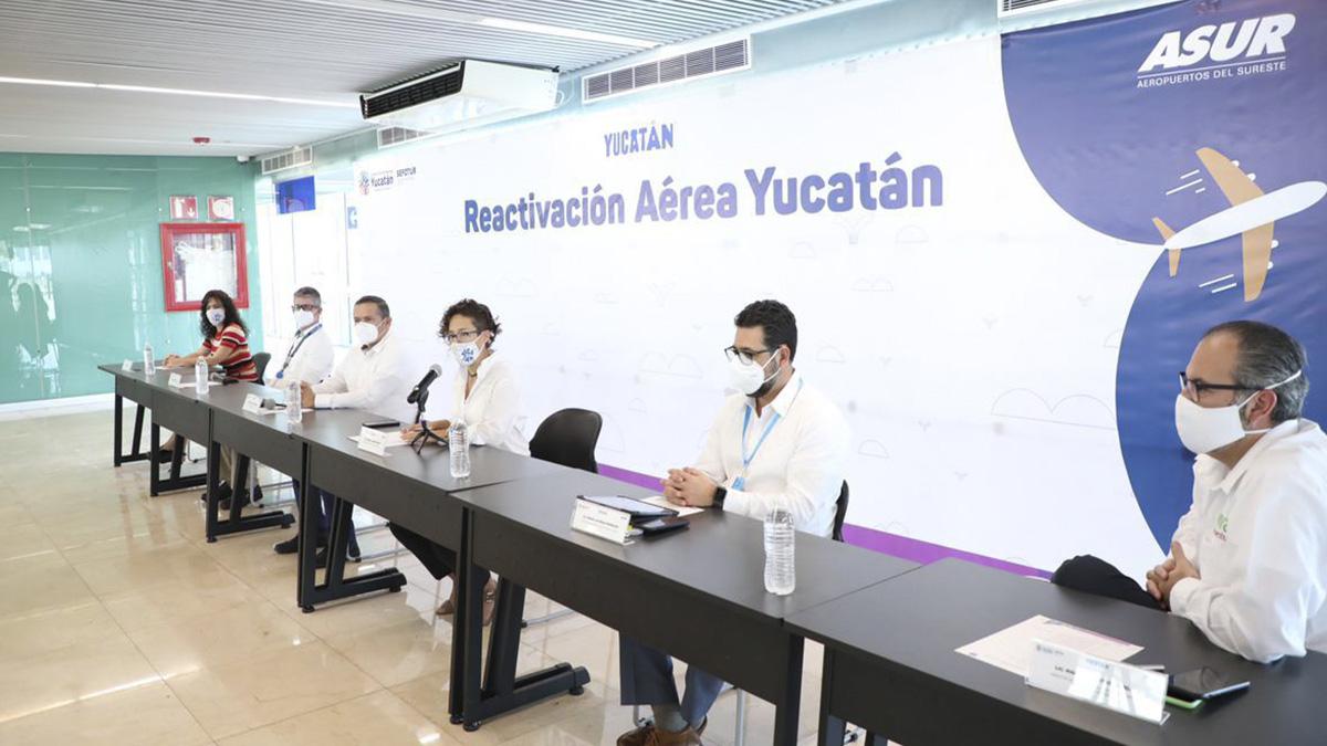 YUCATÁN RECUPERA CONECTIVIDAD AÉREA 03