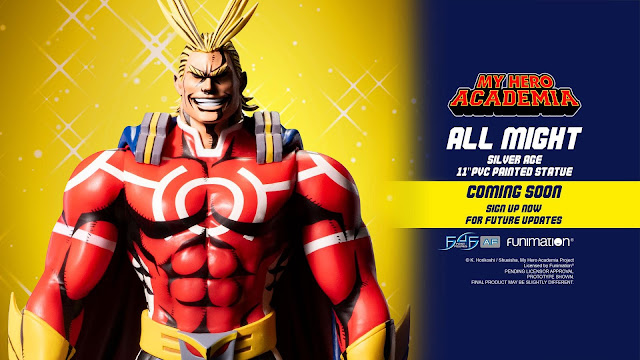 All Might: Silver Age.