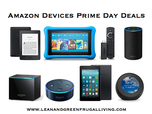 Prime Day Device Deals!