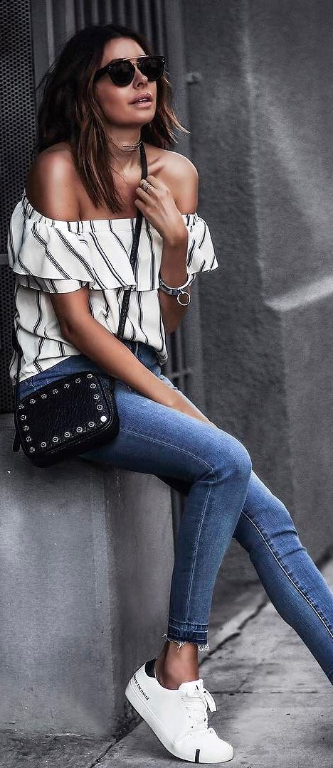 Outfits Club: 40+ Amazing Summer Outfit Ideas To Feel In Love With