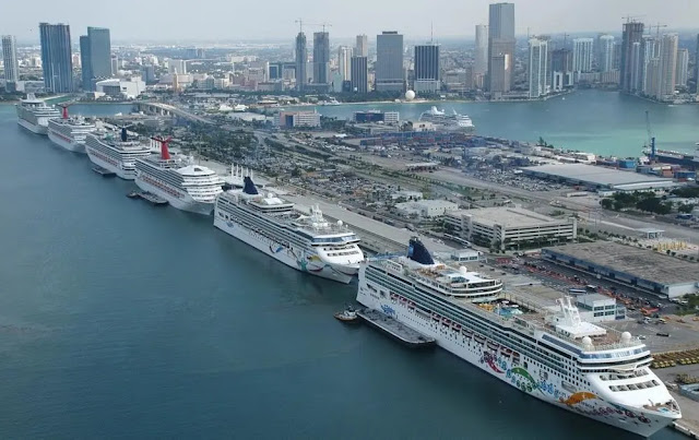 Port of Miami Miami (Florida), USA