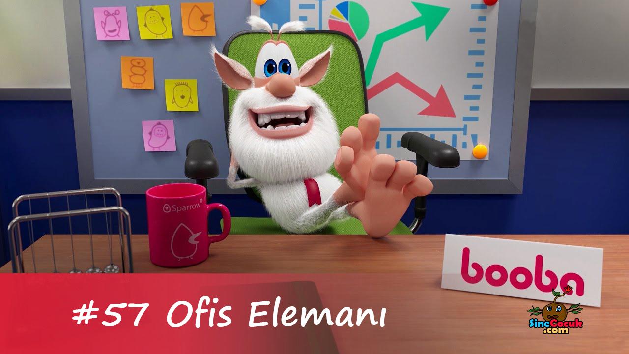 Booba: 57.Bölüm - Ofis Elemanı izle