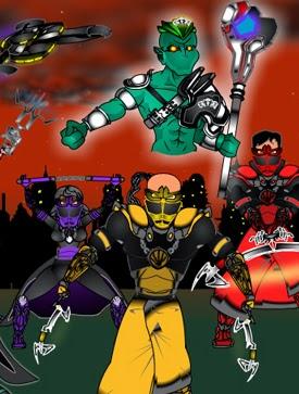 Glasco Graphix - The Heroes