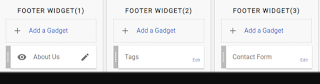 tuttorial how to add youtube subscribe button in blogger