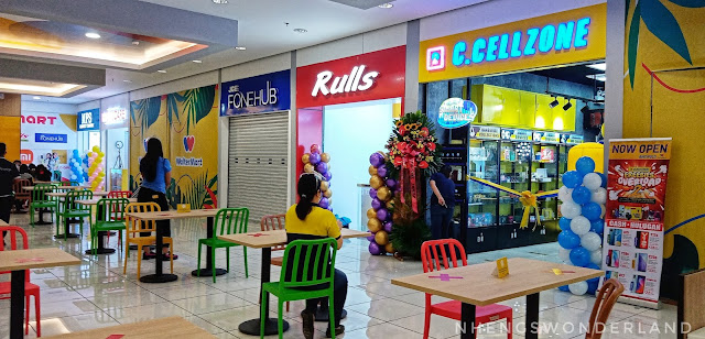 Cellzone - WalterMart Mall Antipolo
