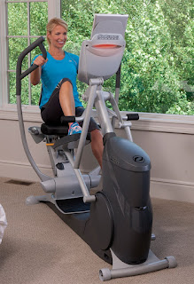 Octane Fitness xR6xi Recumbent Elliptical, image, review features & specifications