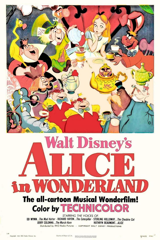 alice in wonderland disney full movie online free