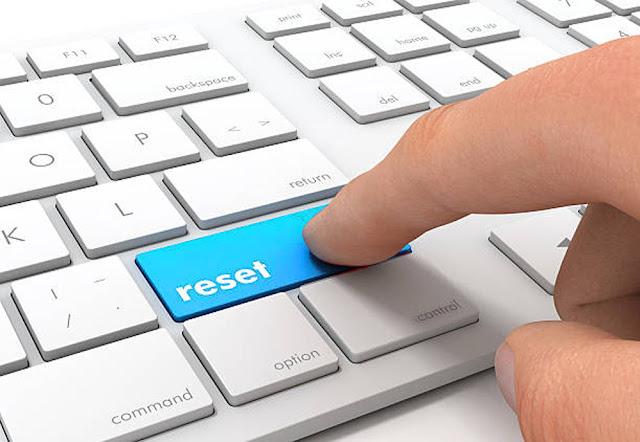 2021 reset button