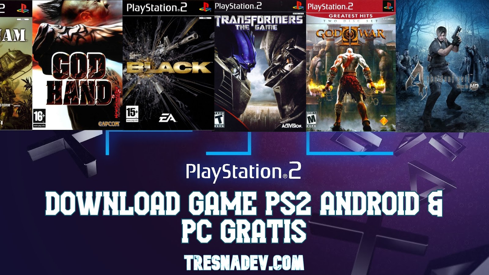 Games PS2 ISO Work Link 100% Free Download