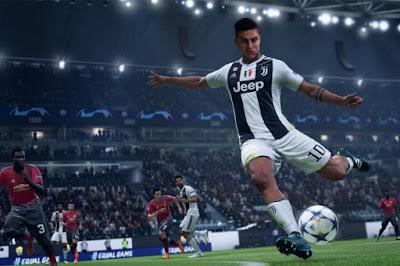 Mejora videojuego FIFA 20