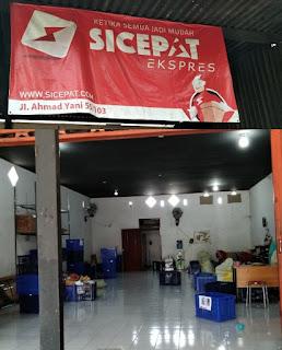 Agen SiCepat Ekspres Di Kediri
