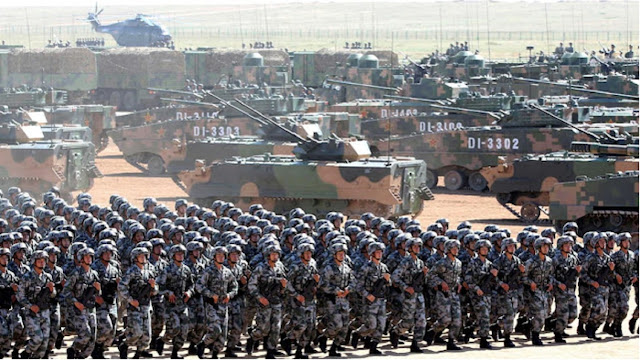 Mantan Menhan Australia Peringatkan Kemungkinan Perang dengan China di Indo-Pasifik