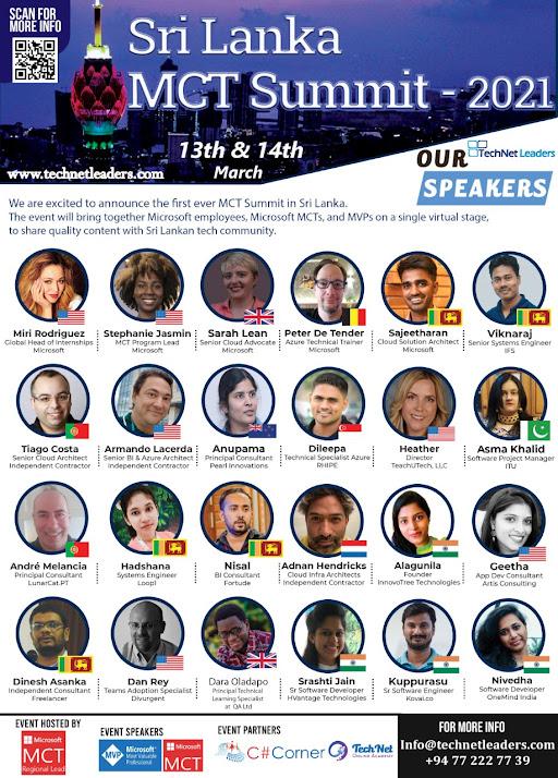 Sri Lanka MCT Summit 2021