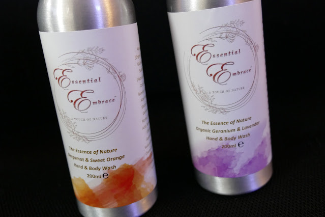 Essential Embrace review, Essential Embrace etsy, Essential Embrace soaps, Essential Embrace shop, organic hand wash body wash uk, organic natural soaps uk