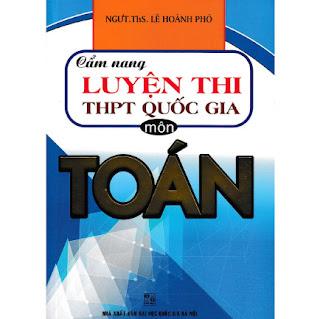 CẨM NANG LUYỆN THI THPT QUỐC GIA MÔN TOÁN ebook PDF-EPUB-AWZ3-PRC-MOBI