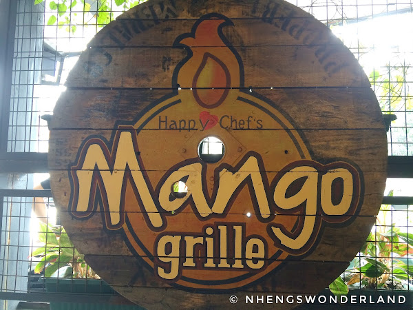 Happy Chef's Mango Grille in Antipolo