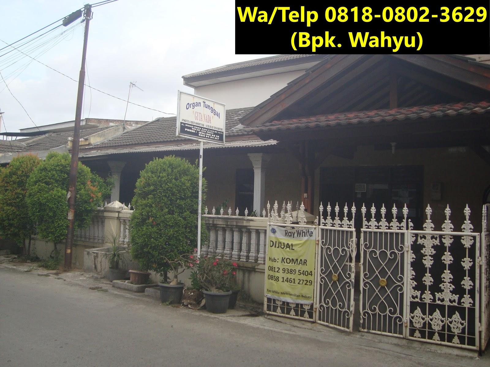Watelp 0818 0802 3629 Jual Rumah Di Bekasi Jaya Jual Beli