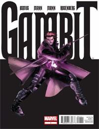 Gambit (2012) Comic