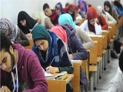 عاجل مواعيد امتحانات الترم الثاني للصفين الاول والثاني الثانوي وجميع الصفوف