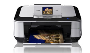 Canon PIXMA MP640  Inkjet Photo All-In-One Printer Download